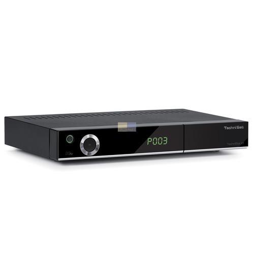 Receiver TechniStar K2 ISIO schwarz -PremiumLine-