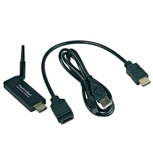 Klick zeigt Details von Tablet-PC-Adapter TechniSat 0000/9001 TechniCast für TechniPad