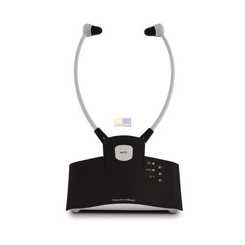 Klick zeigt Details von Kopfhörer TechniSat 0002/9125 StereoMan ISI