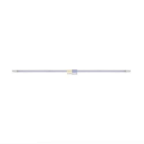 Klick zeigt Details von LED-Lampe Röhre 120cm 18W 230V matt tageslichtweiß