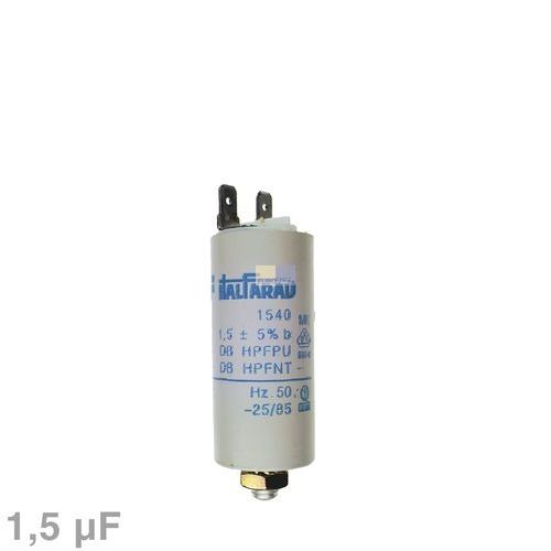 Klick zeigt Details von Kondensator 1,5 µF 450V Steck