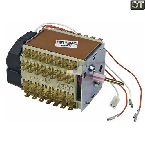 Klick zeigt Details von Programmschaltwerk Privileg Zanussi 5021059300 Schaltwerk für Waschmaschine