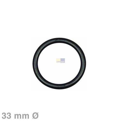 Klick zeigt Details von Dichtung 33mmØ für Kollektor AEG Zanussi 5028265000 O-Ring für Spülmaschine