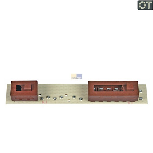 schiebeschaltertafel electrolux juno ersatzteile zubeh r f r haushaltsger te. Black Bedroom Furniture Sets. Home Design Ideas
