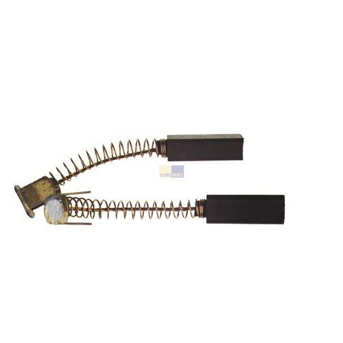 Klick zeigt Details von Kohlen 4x5x15mm mit Kabel Feder Führungsteller
