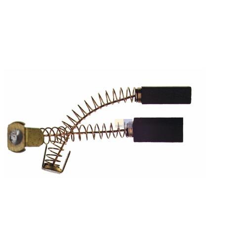 Klick zeigt Details von Kohlen 5x6,4x18mm mit Kabel Feder Führungsteller