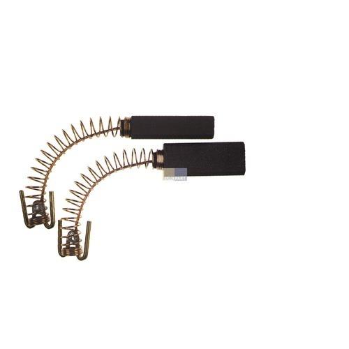 Klick zeigt Details von Kohlen 5x7,5x20mm mit Kabel Feder Haken