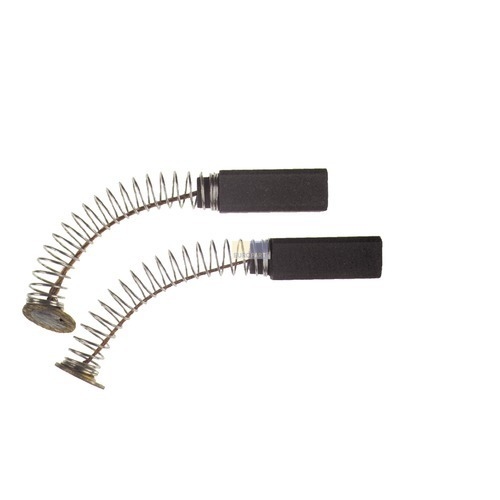 Klick zeigt Details von Kohlen 5x5x15mm mit Kabel Feder Teller
