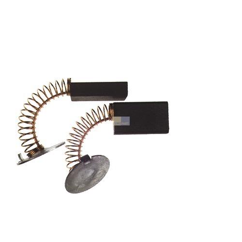 Kohlen 6x14x23,5mm mit Kabel Feder Spezialnippel Teller