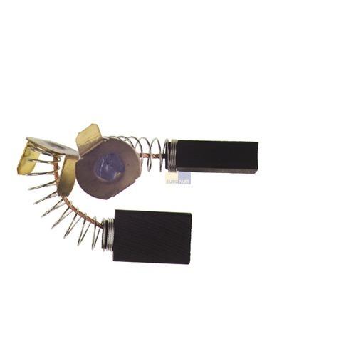 Kohlen 6,4x12,5x21mm mit Kabel Feder Führungsteller Abschaltorgan