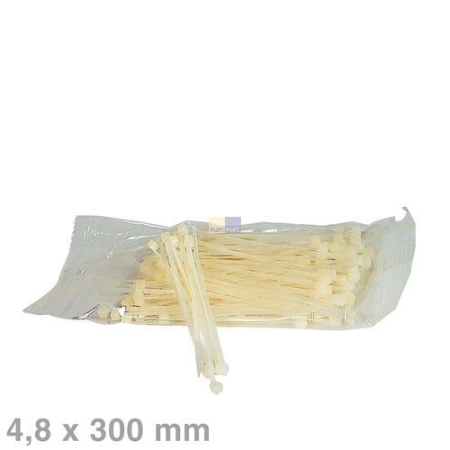 Klick zeigt Details von Kabelbinder 4,8x300mm natur