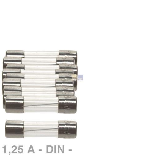 Klick zeigt Details von DIN-Sicherung 1,25A, 10 Stück