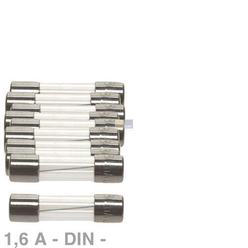 Klick zeigt Details von DIN-Sicherung 1,6A, 10 Stück