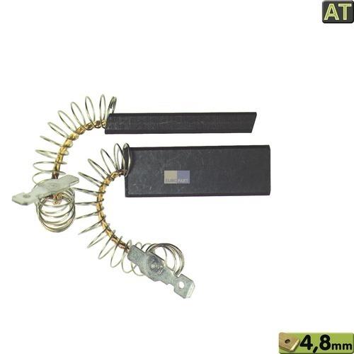 Klick zeigt Details von Kohlen 12,3x4,8x35mm 4,8mmAMP, AT!