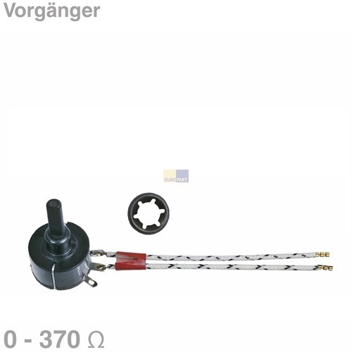 potentiometer 0 470 ohm f r bauknecht nachtspeicher hausger te ersatzteile zubeh r stiebel. Black Bedroom Furniture Sets. Home Design Ideas