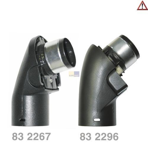 Anschlussstück Saugschlauch OT Miele Quelle • Ersatzteile