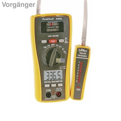 Ring Pro Digital Multimeter