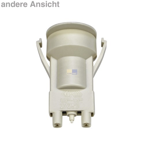 lampenfassung f r e14 lampe 250v ersatzteile zubeh r f r haushaltsger te. Black Bedroom Furniture Sets. Home Design Ideas