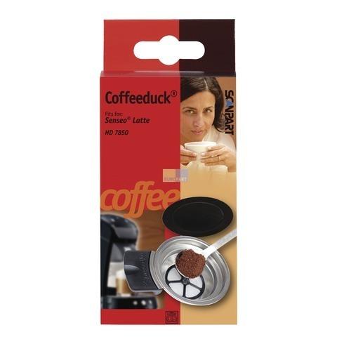 kaffeepulverhalter kaffeepadhalter philips senseo. Black Bedroom Furniture Sets. Home Design Ideas