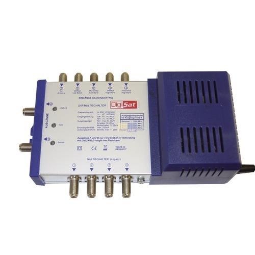 Klick zeigt Details von Multischalter DigiSat SCR5244 Einkabelmultischalter