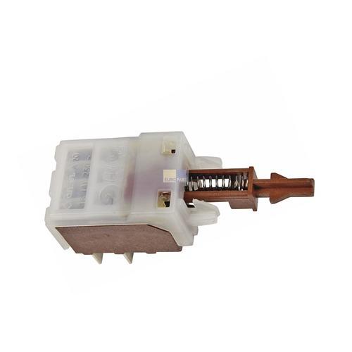 Klick zeigt Details von Tastenschalter 1-fach beko 2201920500 Original für Waschmaschine
