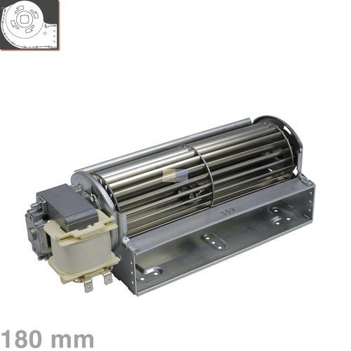 Klick zeigt Details von Querstromlüfter 180mm TypA Motor links
