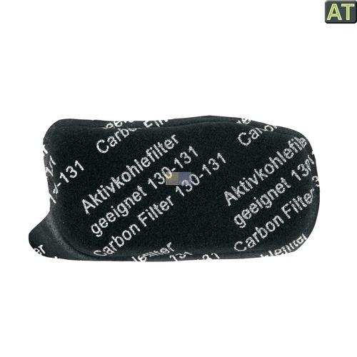 Klick zeigt Details von Filter Kohlefilter für Vorwerk Handstaubsauger Kobold VK 130 131 Aktivkohlefilter