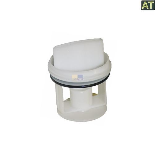 Klick zeigt Details von Flusensieb Sieb wie Bosch 00605010 605010 Waschmaschine