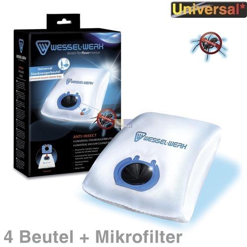 Klick zeigt Details von Filterbeutel !Universal! Anti-Insect 5Liter mit automatischem Spinnenverschluss
