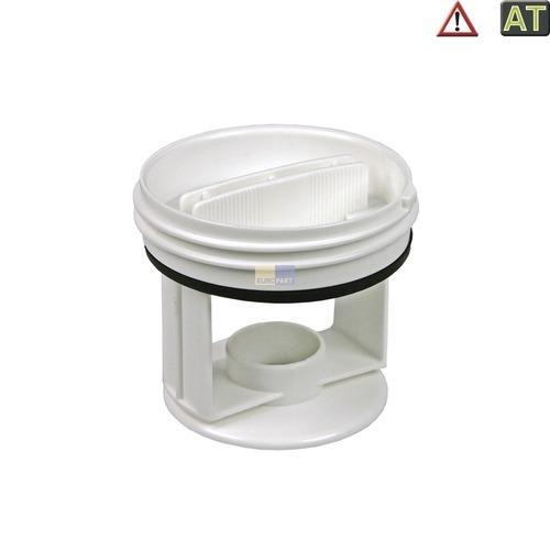 Klick zeigt Details von Flusensieb wie Bosch 00095269 095269 601996 Sieb Filter Waschmaschine Bosch Nef