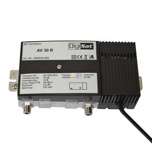 Klick zeigt Details von Hausanschlussverstärker BK-Verstärker 30dB,