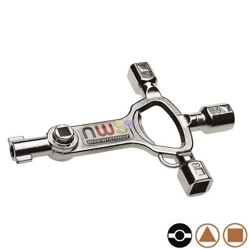 Klick zeigt Details von Allzweckschlüssel NWS Masterkey Elektro