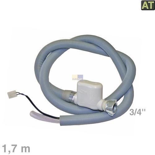 Klick zeigt Details von Zulaufschlauch Aquastop ARISTON C00373181 Alternative für Geschirrspüler