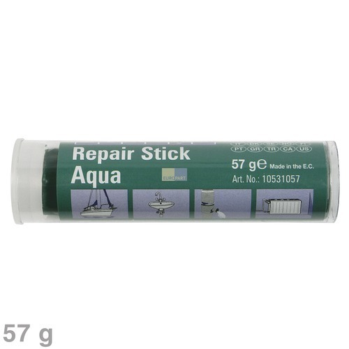 Klick zeigt Details von Reparaturstick Weicon 10531057 Aqua 57g