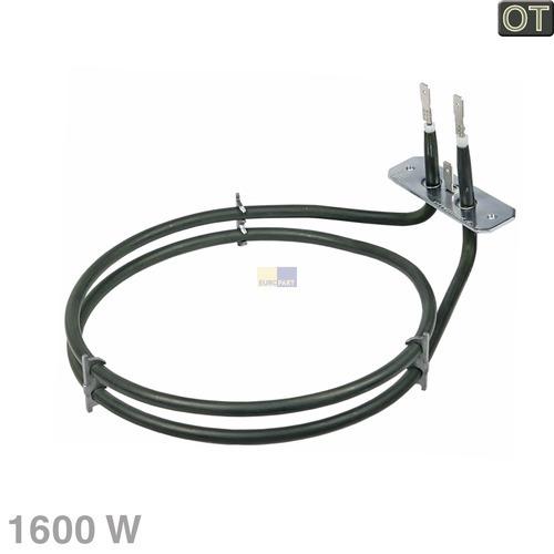 Klick zeigt Details von Heizelement Heißluft 1600W 230V