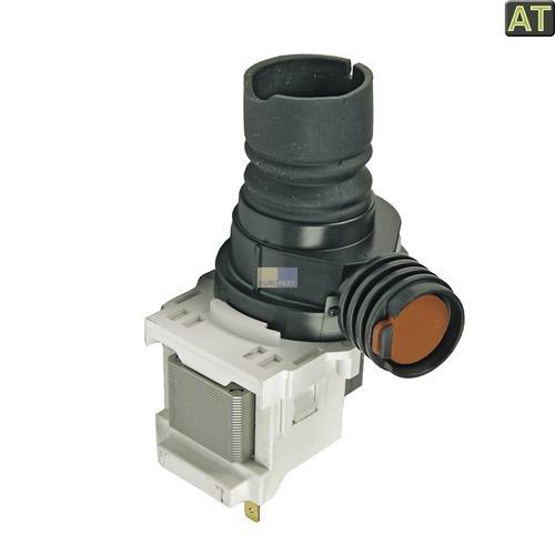 Klick zeigt Details von Ablaufpumpe mit Pumpenstutzen, AT!