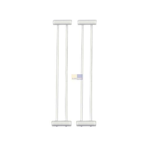 Klick zeigt Details von Abstellboden-Zusatzgitter, 4cm breit, 2 Stück