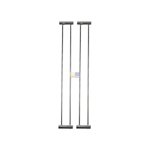 Grillrost-Zusatzgitter, 4cm breit, 2 Stück