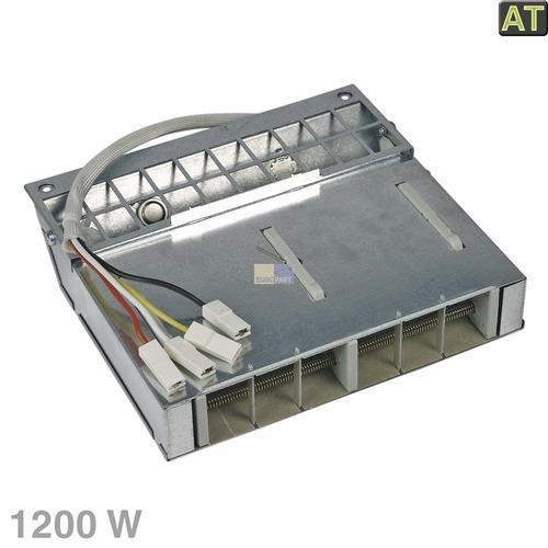 Klick zeigt Details von Heizelement Heizregister 1200W 240V