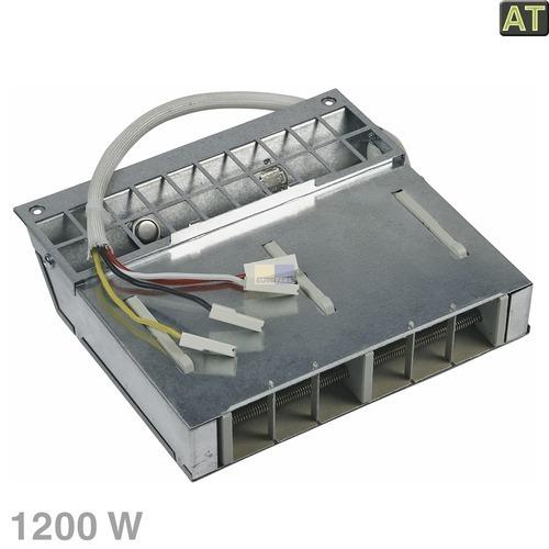 Klick zeigt Details von Heizelement Heizregister 1200W 230V