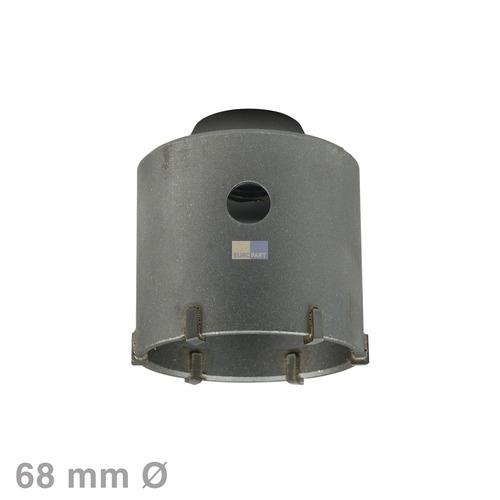 Klick zeigt Details von Schlagbohrkrone 68mm