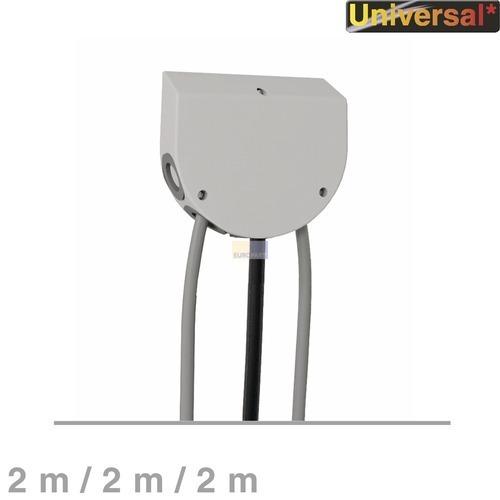 Klick zeigt Details von Anschlussdose Küchen-Anschlussbox 2m / 2m / 2m