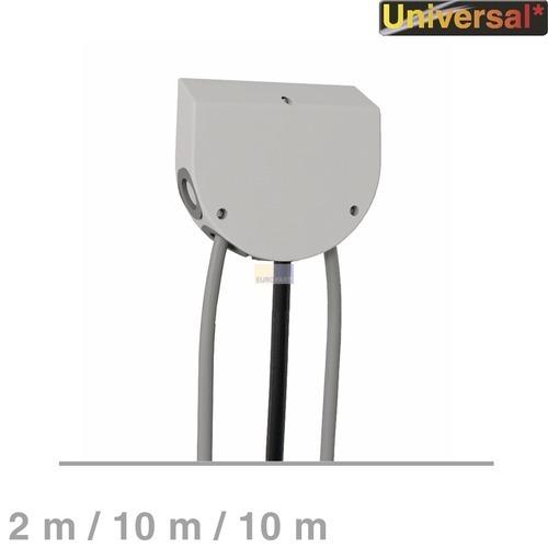 Klick zeigt Details von Anschlussdose Küchenanschluss-Box 2m / 10m / 10m