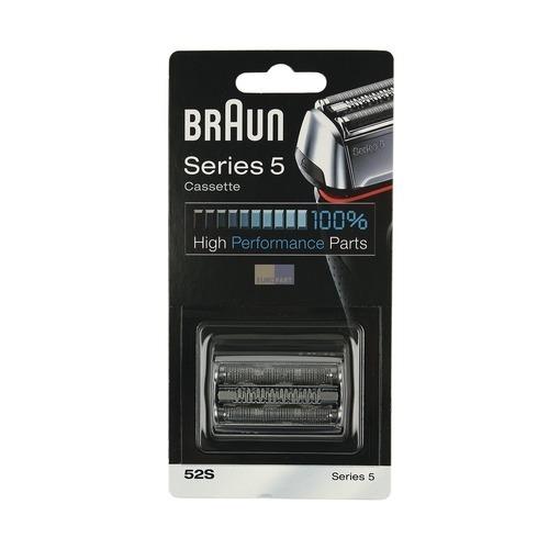 Klick zeigt Details von Kombipack Braun 52S, silber