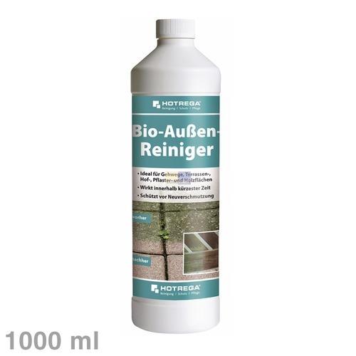 Klick zeigt Details von Außen-Reiniger Bio Hotrega 1000ml Konzentrat
