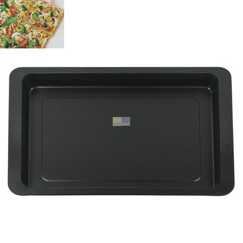 Klick zeigt Details von Pizzablech 420x290mm, 25mm hoch