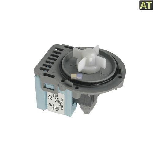 Klick zeigt Details von Ablaufpumpe Solo Pumpenmotor Schraubenbefestigung, Universal!