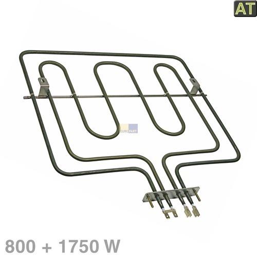 Klick zeigt Details von Backofen Oberhitze/Grill 800/1750W 230V, AT!