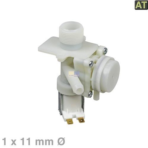 Klick zeigt Details von Magnetventil 1-fach 90° 11,0mmØ, AT!