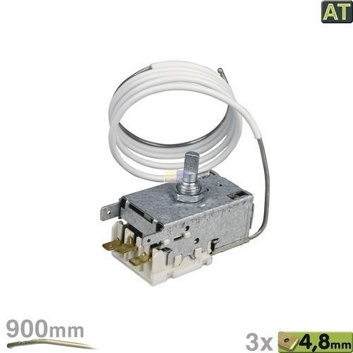 Thermostat K57-L5537 Ranco 900mm Kapillarrohr 3x4,8mm AMP, AT!